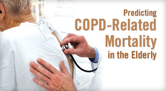 Predicting COPD-Related Mortality in the Elderly