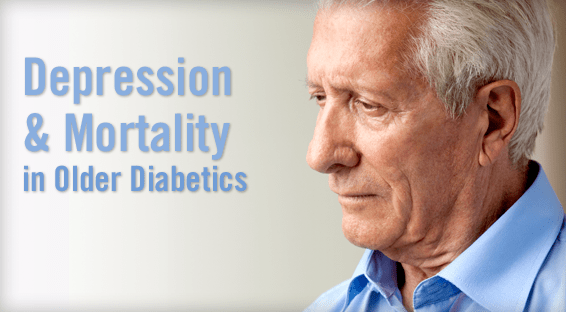 Depression & Mortality in Older Diabetics