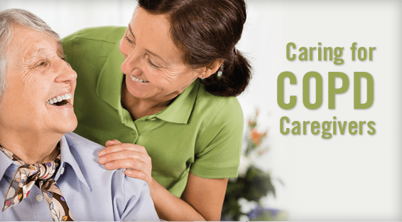 Caring for COPD Caregivers