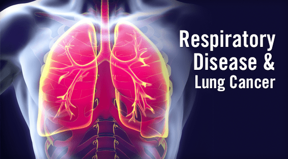 Previous Respiratory Disease & Lung Cancer