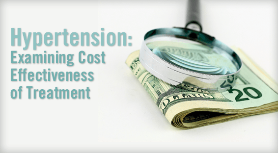 Hypertension: Examining Cost Effectiveness of Treatment