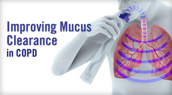 Improving Mucus Clearance in COPD