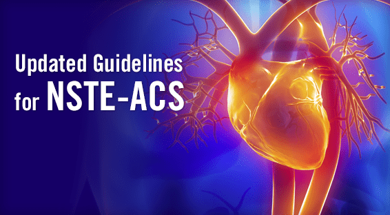 Updated Guidelines for NSTE-ACS