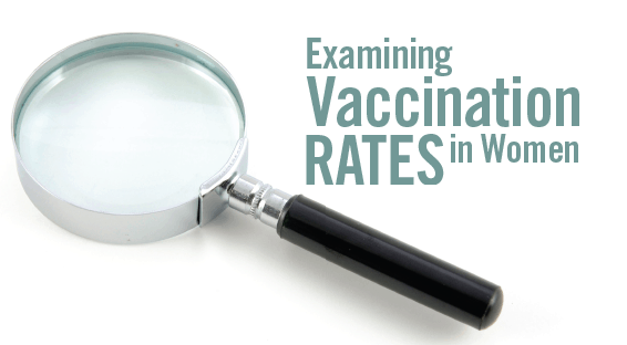 Examining Vaccination Rates in Women