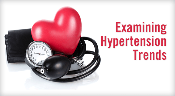Hypertension Trends in the U.S.