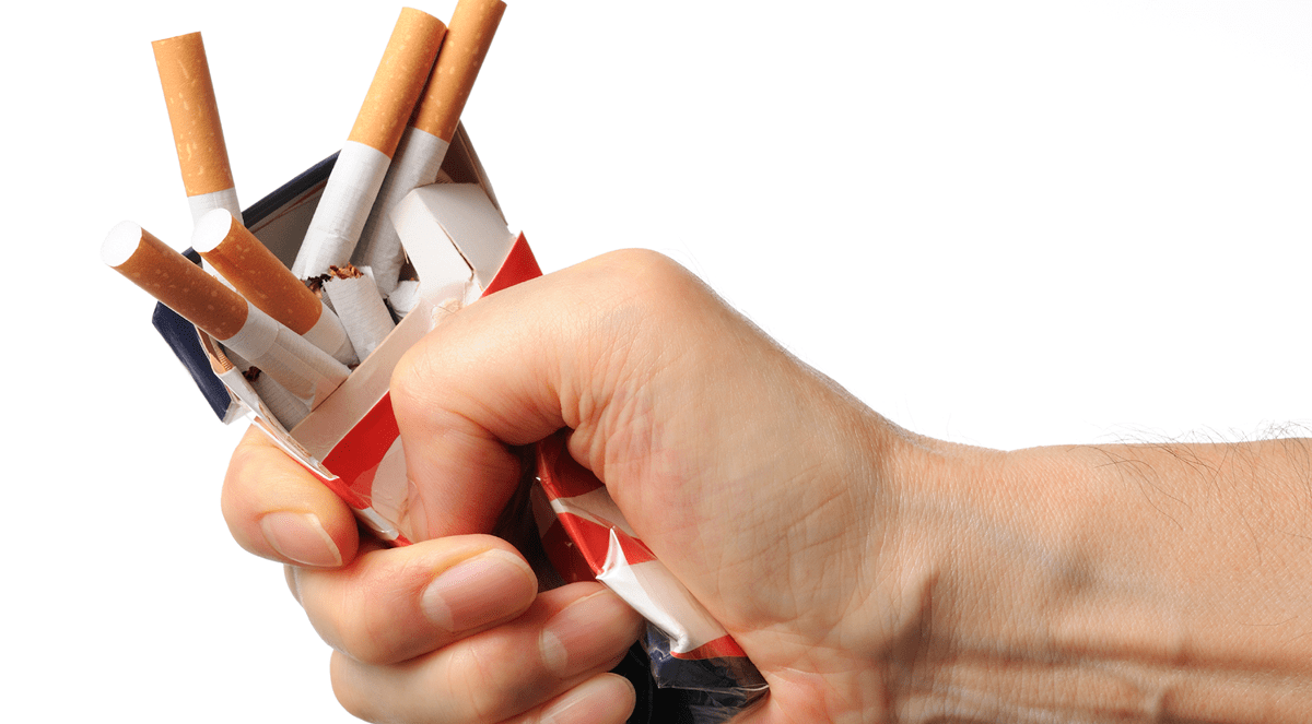 Smoking Cessation After PCI