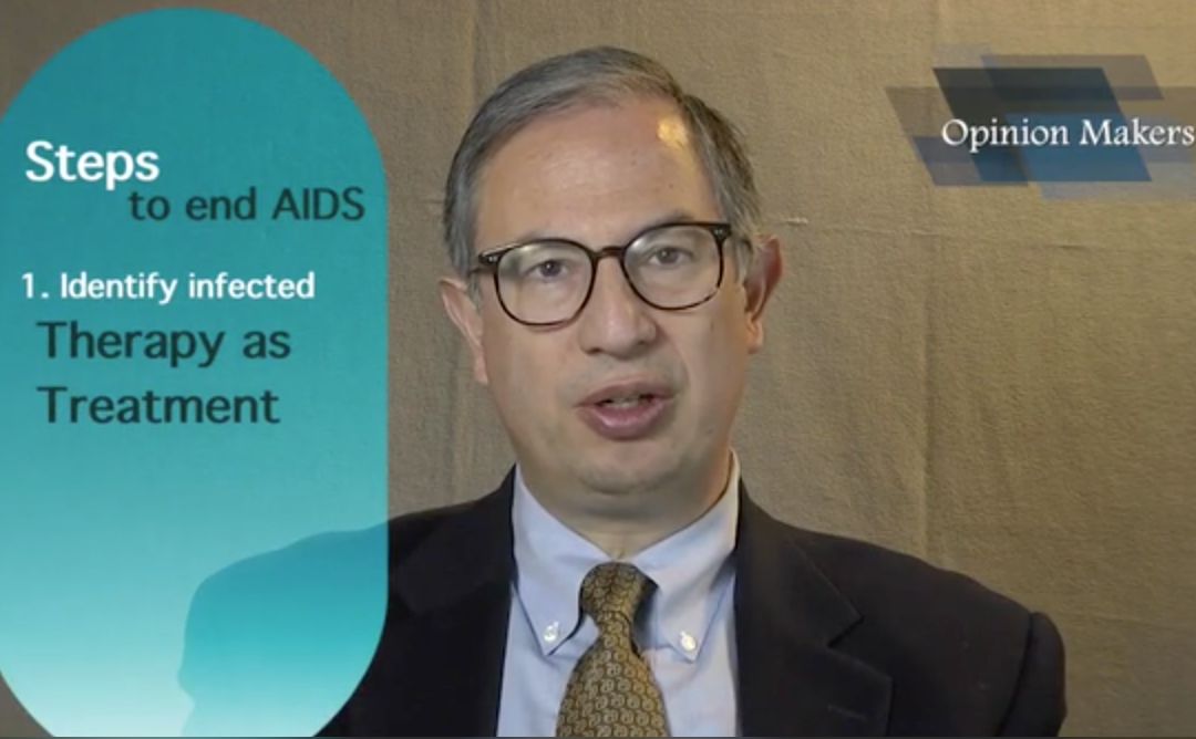 Opinion Makers: End of AIDS in Sight?