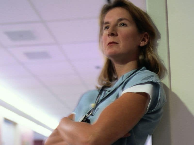 Sexual Harassment Experienced by One-Third of Female Doctors
