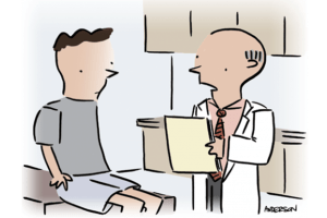 cartoon-doctor-patient-imagined-symptoms