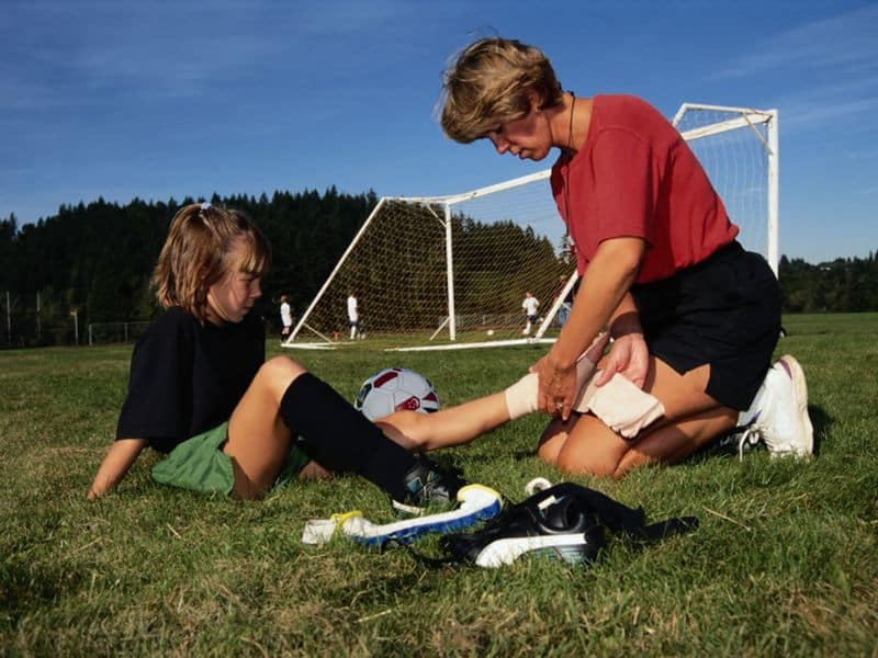 Number of Youth Soccer Injuries Up Over Last 25 Years