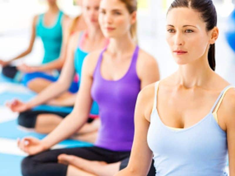 Hatha Yoga Shows Promise in Treating Anxiety