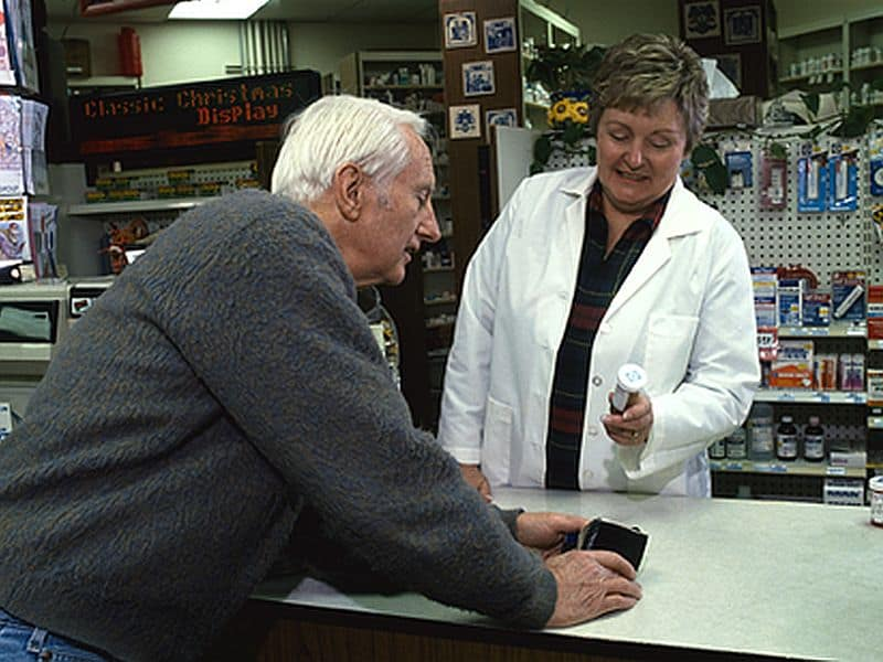 Pharmacist-Led Effort Cuts Inappropriate Rx in Older Adults