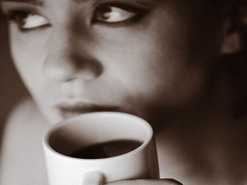 Arrhythmias Not Induced by Caffeine in Heart Failure Patients