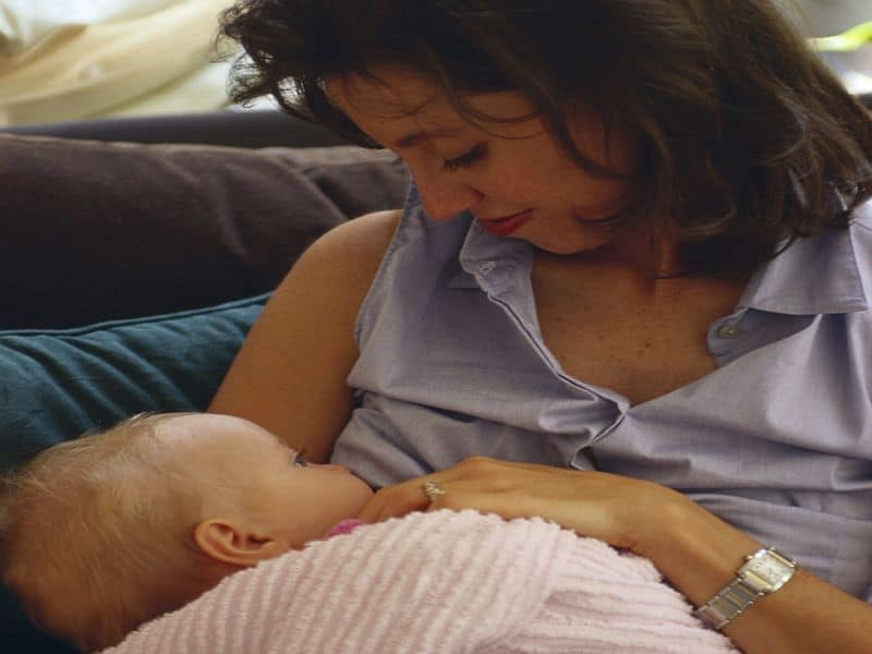 Breastfeeding Inversely Linked to Infant BMI Z Score