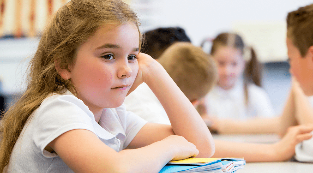 ADHD diagnosis puts girls at much higher risk for other mental health problems