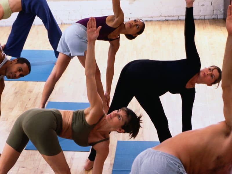 Mindfulness Yoga Aids Patients With Parkinson Disease