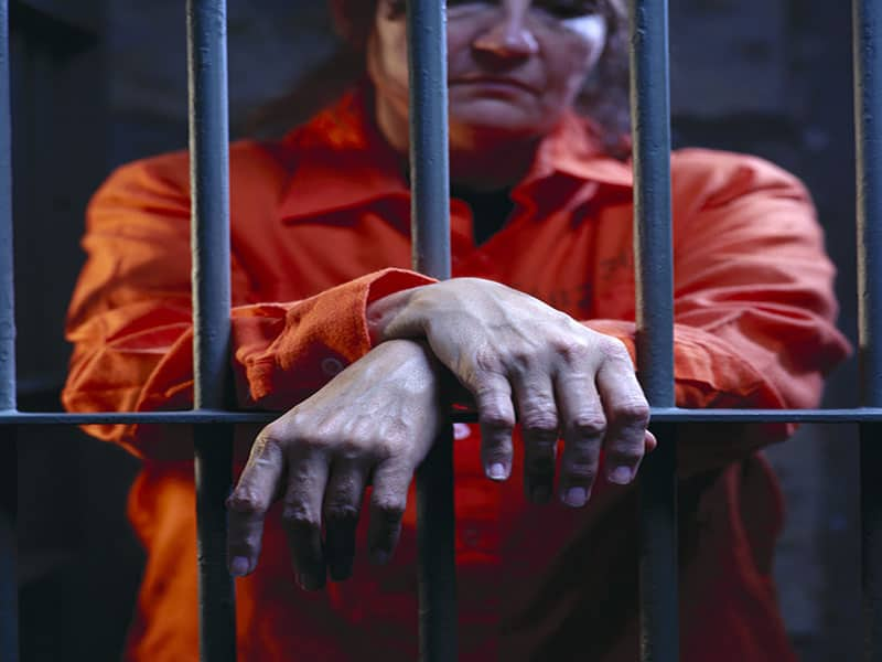 Psych Meds Rx May Cut Violent Reoffending in Ex-Prisoners