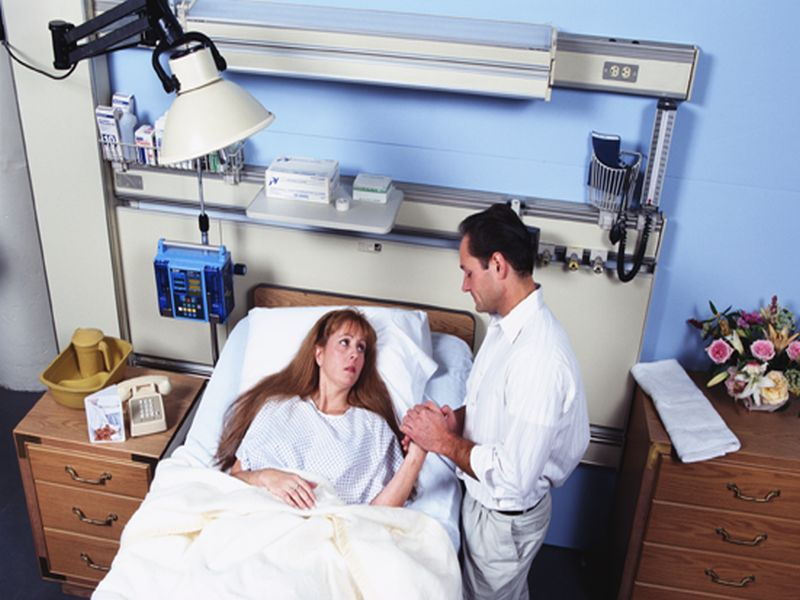 Elements of a Patient-Centered Hospital Room Identified