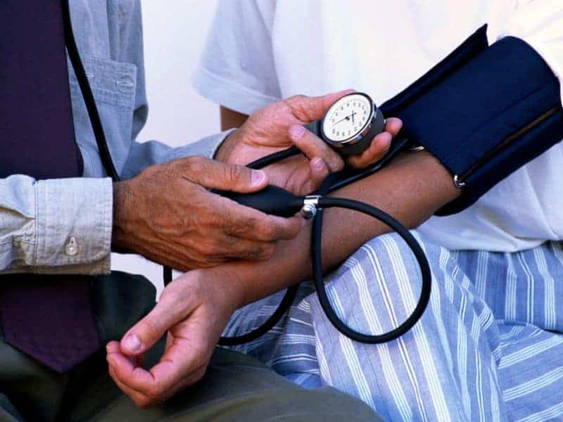 HTN in Young Adulthood Linked to CVD Later in Life