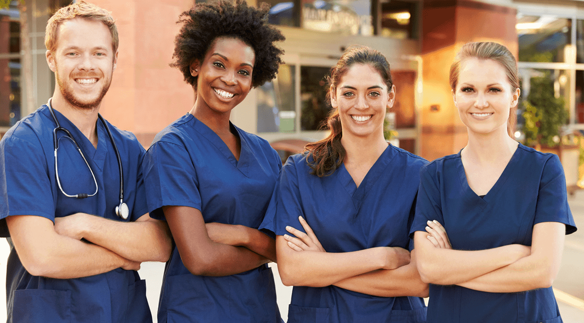 Why is the healthcare industry actively seeking millennials?
