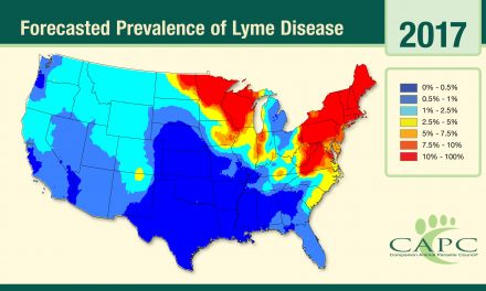 New Lyme Disease Map Outlines Where Ticks are on the Rise