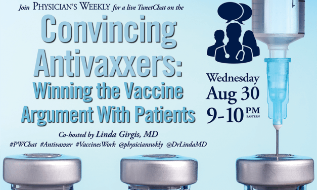 #PWChat – Convincing Antivaxxers: Winning the Vaccine Argument With Patients