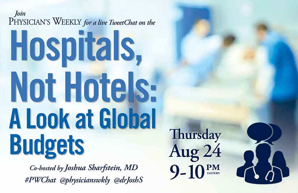#PWChat – Hospitals, Not Hotels: A Look at Global Budgets