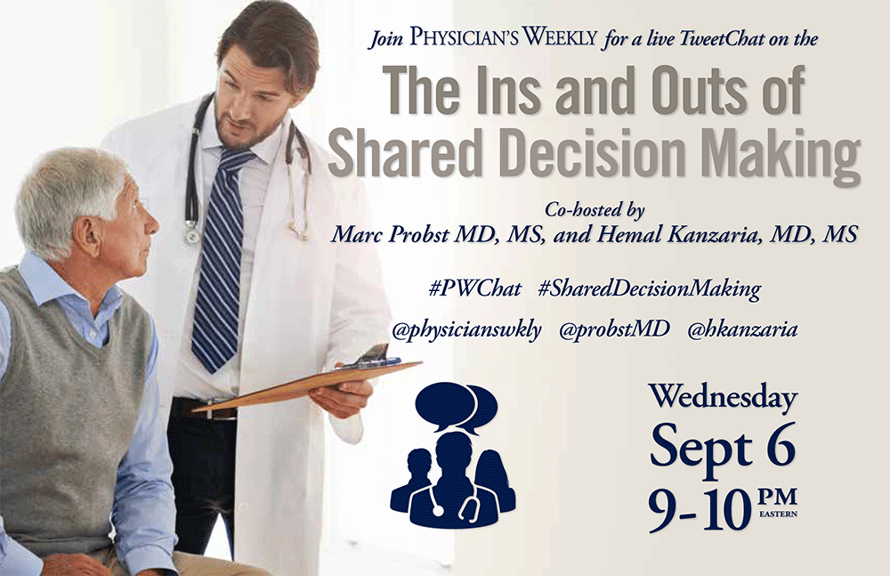 #PWChat – The Ins & Outs of Shared Decision Making