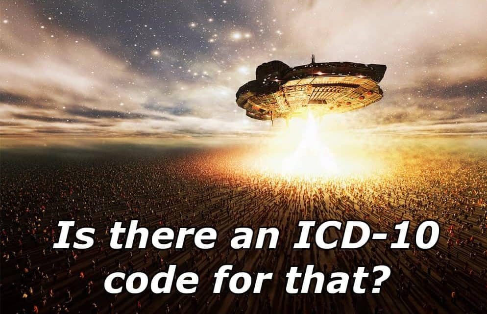 Know Your ICD-10 Code
