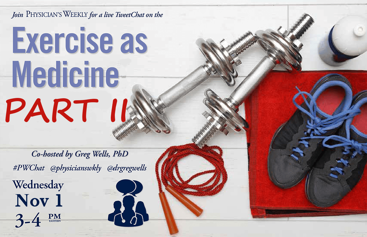 #PWChat – Exercise as Medicine: PART II