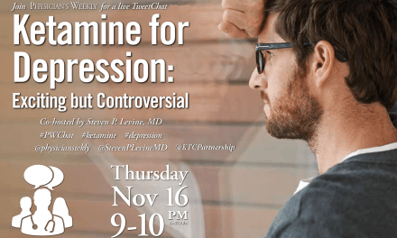 #PWChat – Ketamine for Depression: Exciting but Controversial