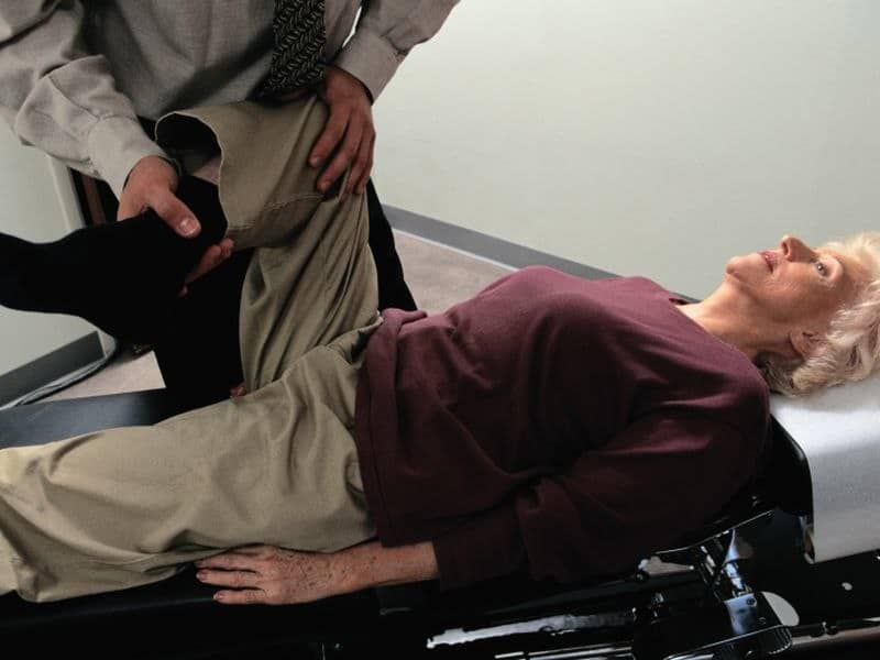 Joint Mobilization Plus Exercise Beneficial for Knee Osteoarthritis