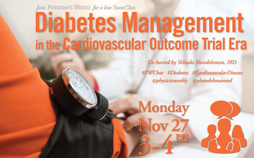 #PWChat – Diabetes Management in the Cardiovascular Outcome Trial Era