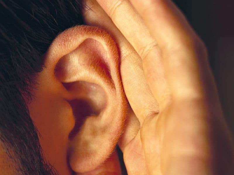 Hearing Loss Before Age 50 Tied to Higher Substance Use