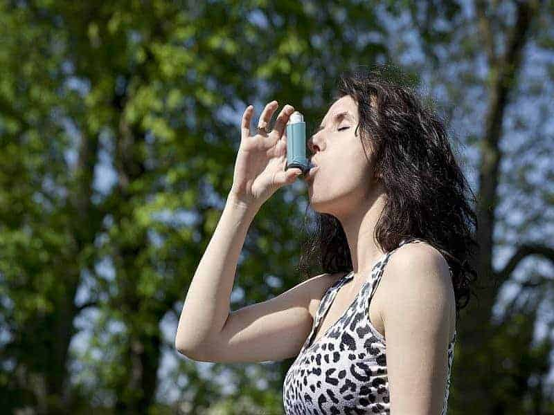 Female Infertility Tied to Asthma Managed With Rescue Inhalers