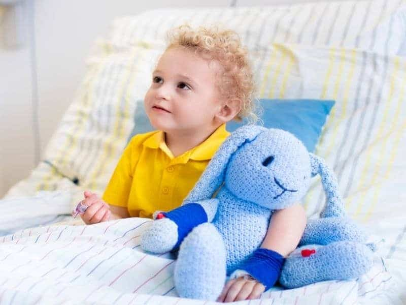 Risk of Post-Tonsillectomy Complications Up for Under-3s
