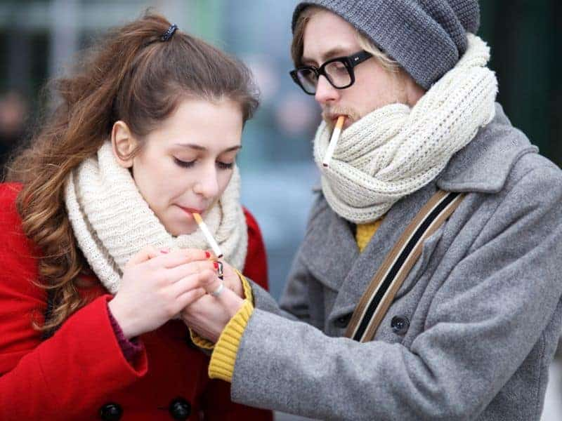 Teens Not Receiving Evidence-Based Treatment Options to Quit Smoking