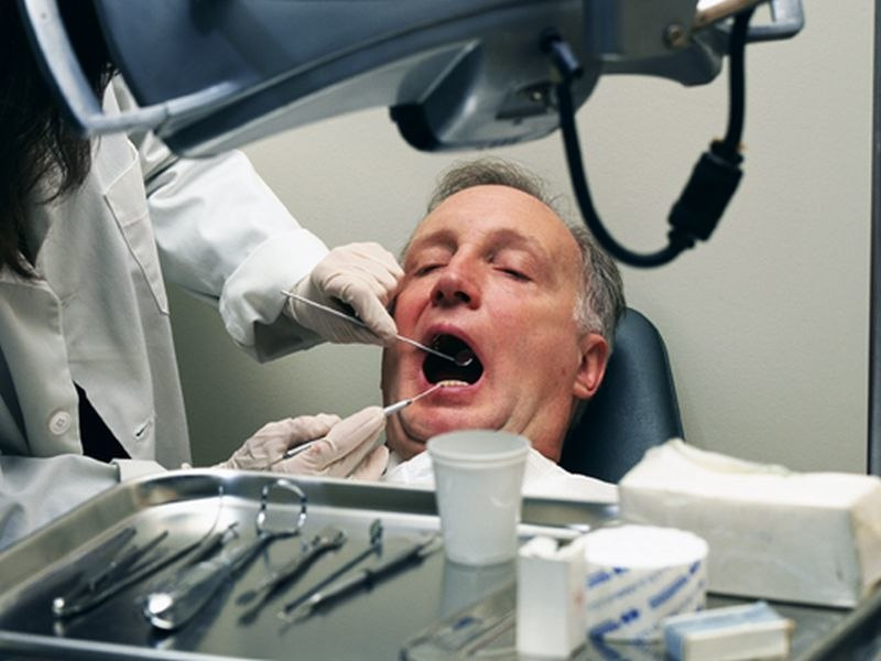 Adult Patients With Diabetes Go to Dentist Less Often