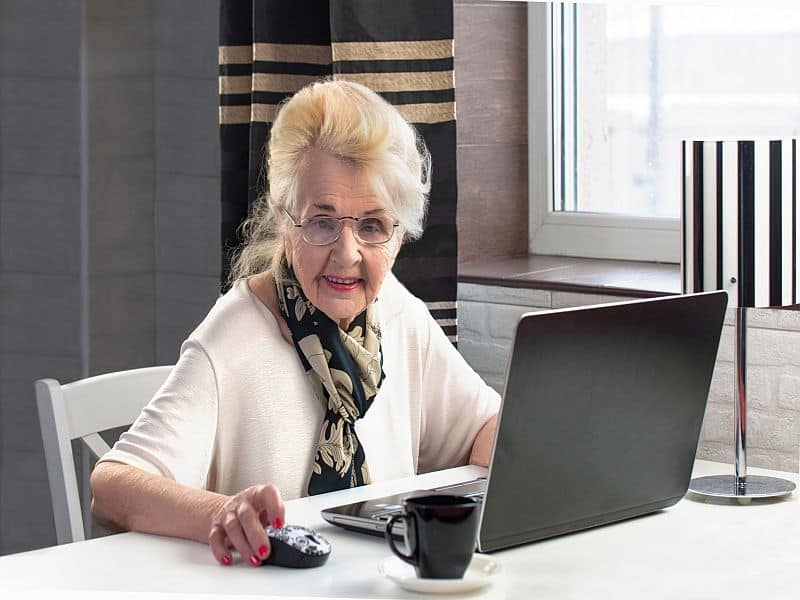 Older Adults Often Reluctant to Set Up Secure Patient Portal