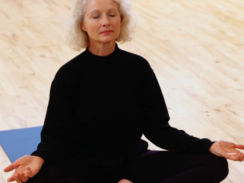AUA: Yoga Can Reduce Urinary Incontinence in Older Women