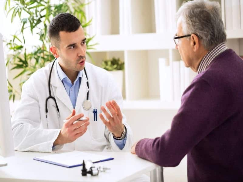 Doctors Often Not Discussing Risk Factors With Patients
