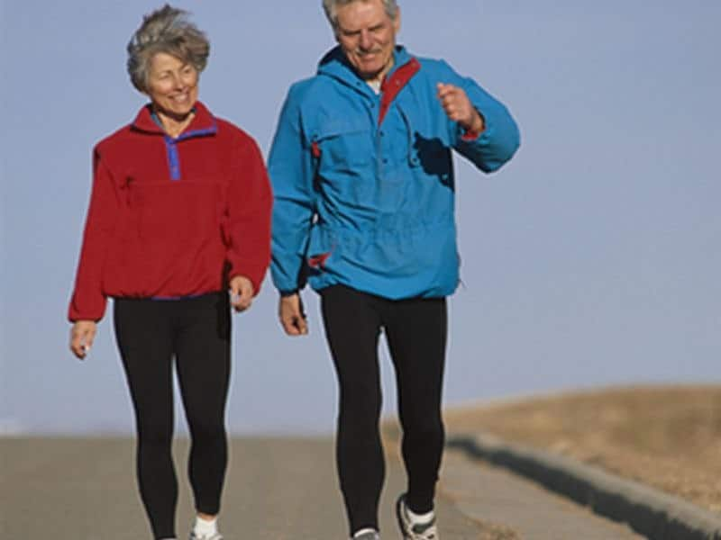 Review IDs Exercise 'Dose' That May Improve Cognition in Seniors