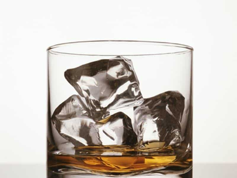 J-Shaped Association for Alcohol, Mortality in Older Adults