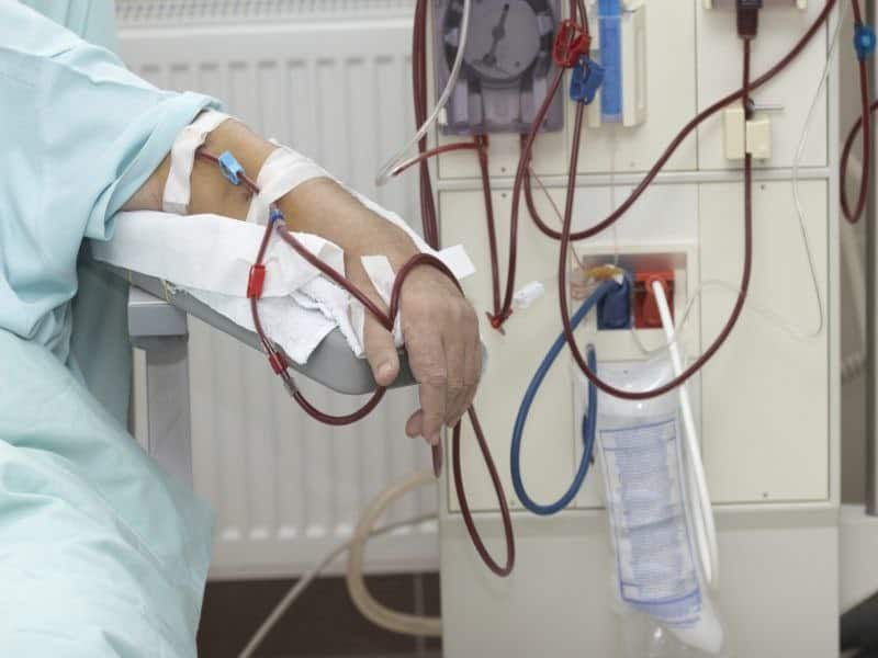 Rates of Palliative Care Rising for Inpatients With ESKD on Dialysis