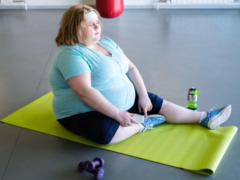 Obesity in Early Adulthood Tied to Higher Risk for Early Mortality