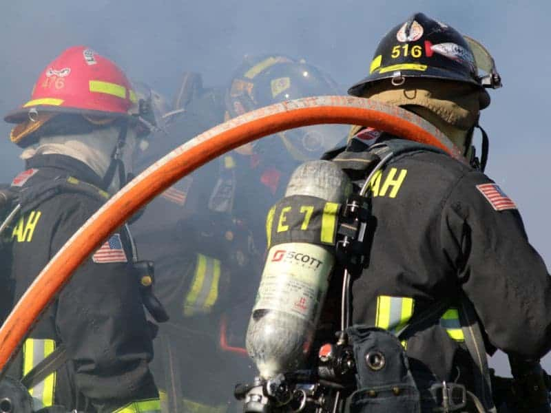 Greater CAD Incidence, Heart Mass in Firefighter Cardiac Arrests