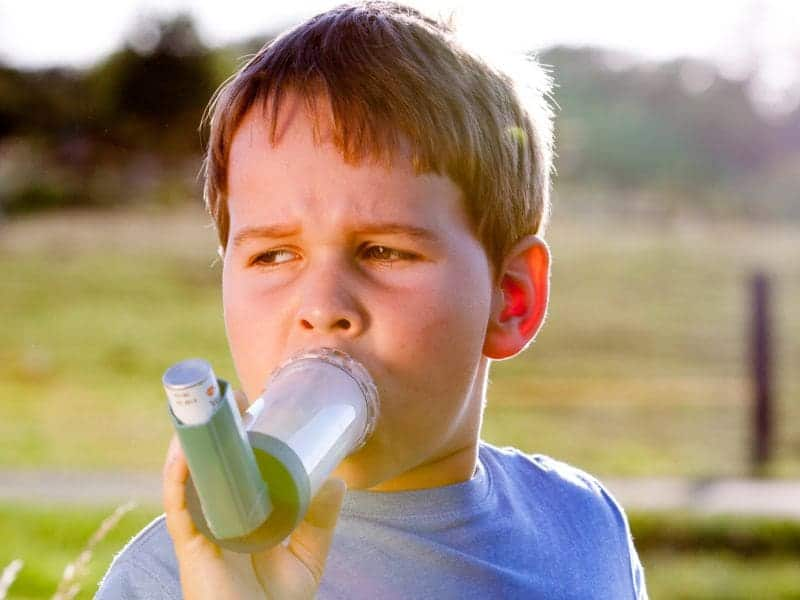 Child Overweight, Obesity Linked to Increased Asthma Risk