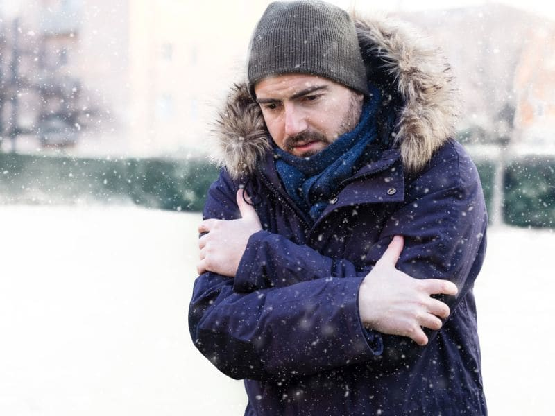 Some Weather Conditions Linked to Myocardial Infarction Risk