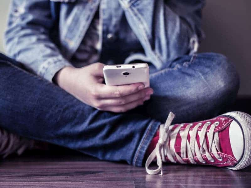 More Time Spent on Social Media May Harm Teen Mental Health