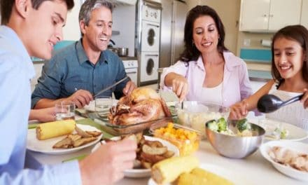 Family Functioning Does Not Impact Family Dinner, Diet Link